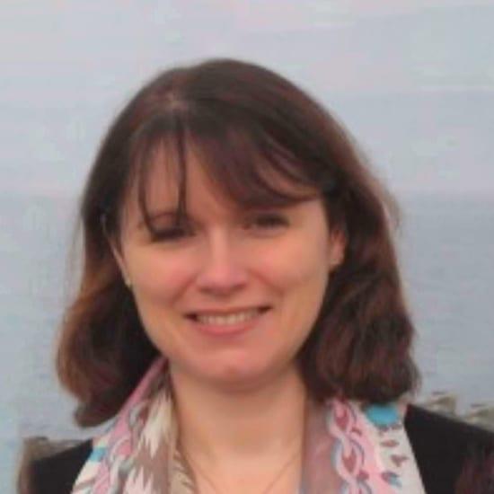 Christine Barbier, secrétaire du Tennis Club d'Evian (TCE)