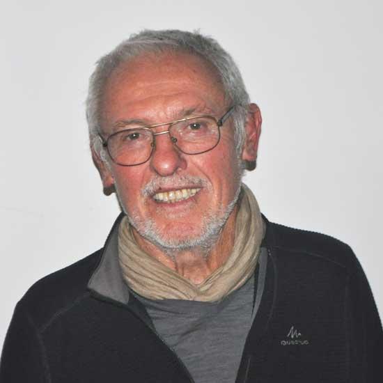 Philippe Varichon, responsable des équipes jeunes et des travaux au sein du Comité du Tennis Club d'Evian