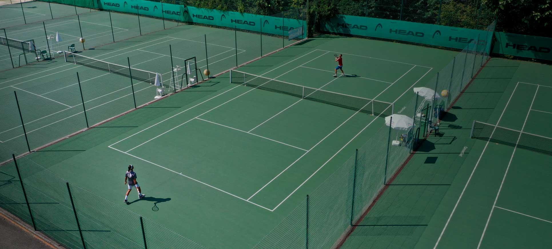 Reprise de l'école de tennis mercredi 4 novembre 2020 au Tennis Club d'Evian