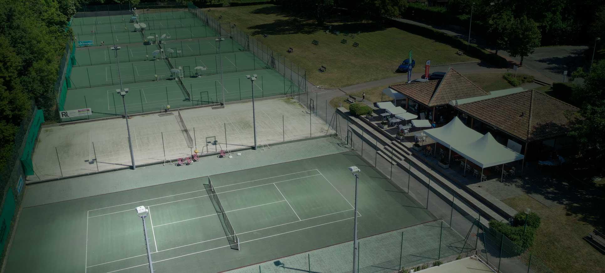 Stage de la Toussaint 2020 au Tennis Club d'Evian (TCE)